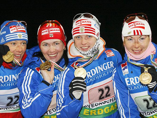 Самые успешные чемпионаты мира по биатлону в истории СССР и России