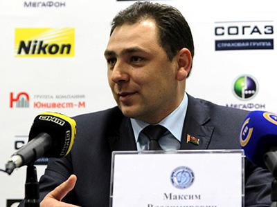 Новый гендиректор «Динамо» Мн ответил на вопросы