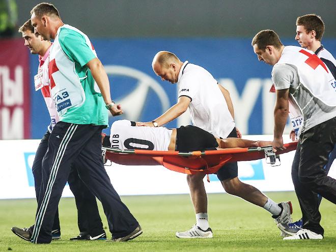 Желаем скорейшего выздоровления Вадиму Стеклову!
