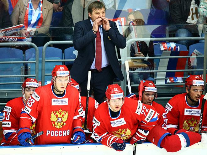 Почему сборной России стыдно за игру со шведами?
