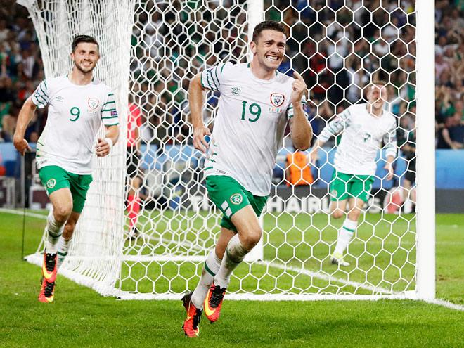 Евро-2016. Италия — Ирландия — 0:1