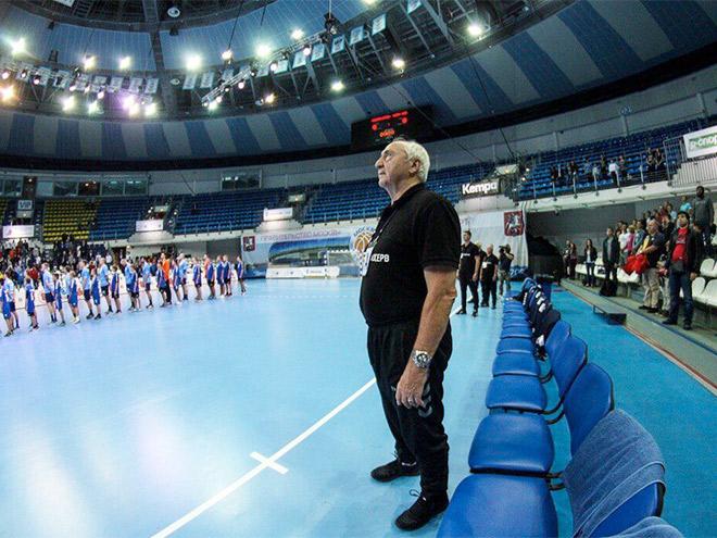 «Чеховские медведи» начали Лигу чемпионов с домашней ничьей