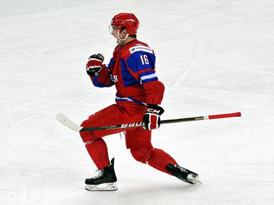 Сборная России выиграла у Швейцарии