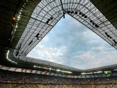 Каллен и Лубкивский подвели итоги Евро-2012