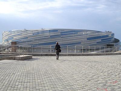 Фоторепортаж с хоккейных площадок Сочи