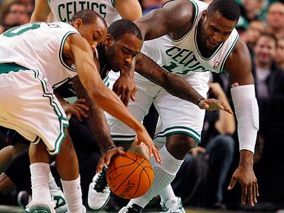 """НБА-2010/11. Из жизни """"жучков"""". День 55-й"""