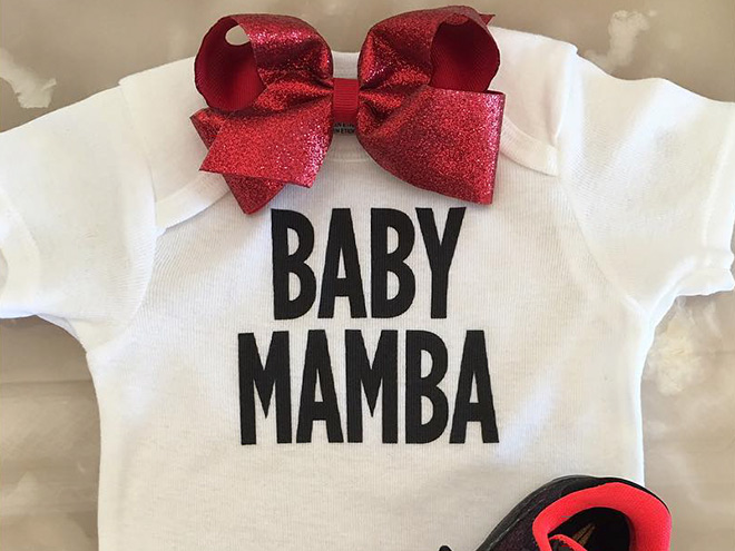 Супруга Коби Брайанта ждёт третьего ребёнка