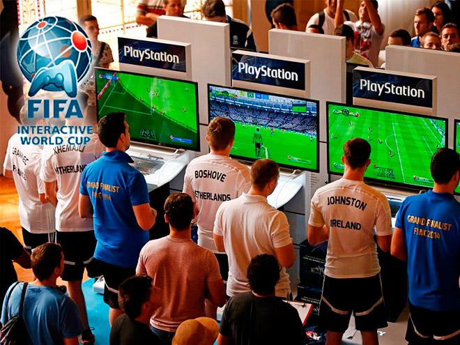 Игроков из ФК пригласили на FIFA Interactive World Cup 2017
