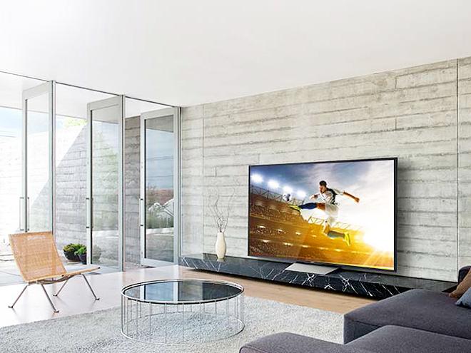 Sony с Android TVТМ – рецепт фантастического качества футбольных трансляций