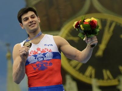 Эмин Гарибов стал чемпионом Европы