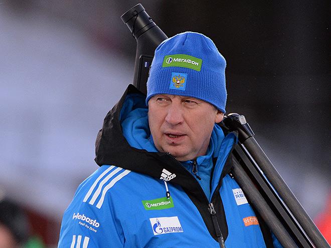 Валерий Польховский – о ситуации в сборной России