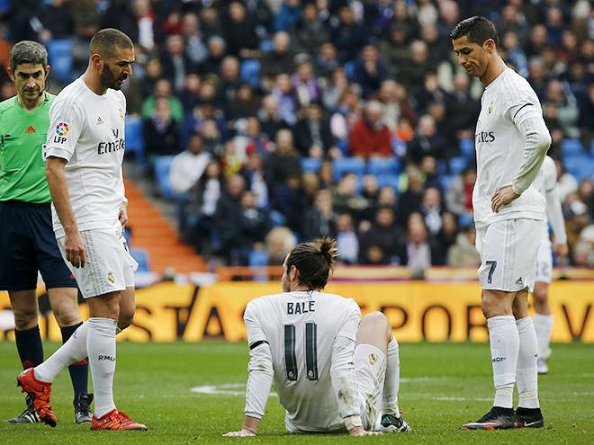 «Реал» практически лишился шансов на чемпионский титул в Испании