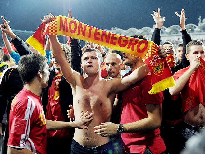 Бывший «армеец» Трипутень – о футболе Черногории