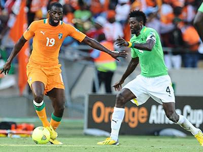 Кот-д'Ивуар побеждает Того, а Тунис – Алжир