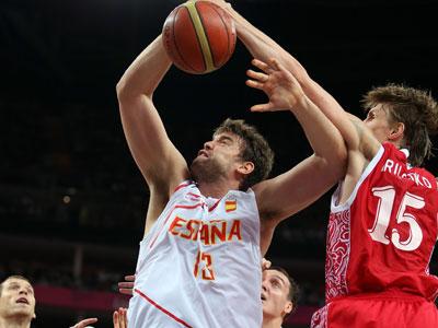 Лондон 2012. Баскетбол. Андрей Кириленко