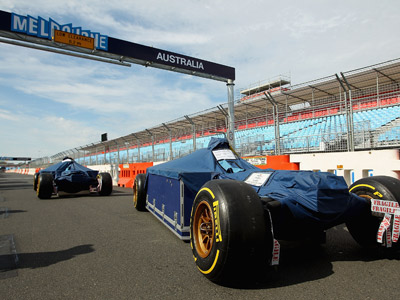 Гид по этапу: Гран-при Австралии