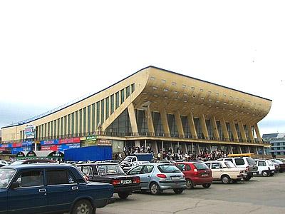Новый клуб ВХЛ будет выступать в старом дворце спорта