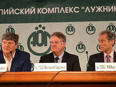 Лапассе: Кубок мира должен пройти в Москве хорошо
