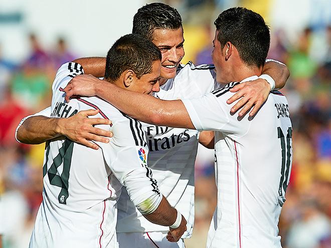 «Леванте» – «Реал»