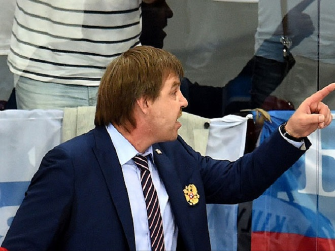 Кубок Карьяла. Россия - Швеция.