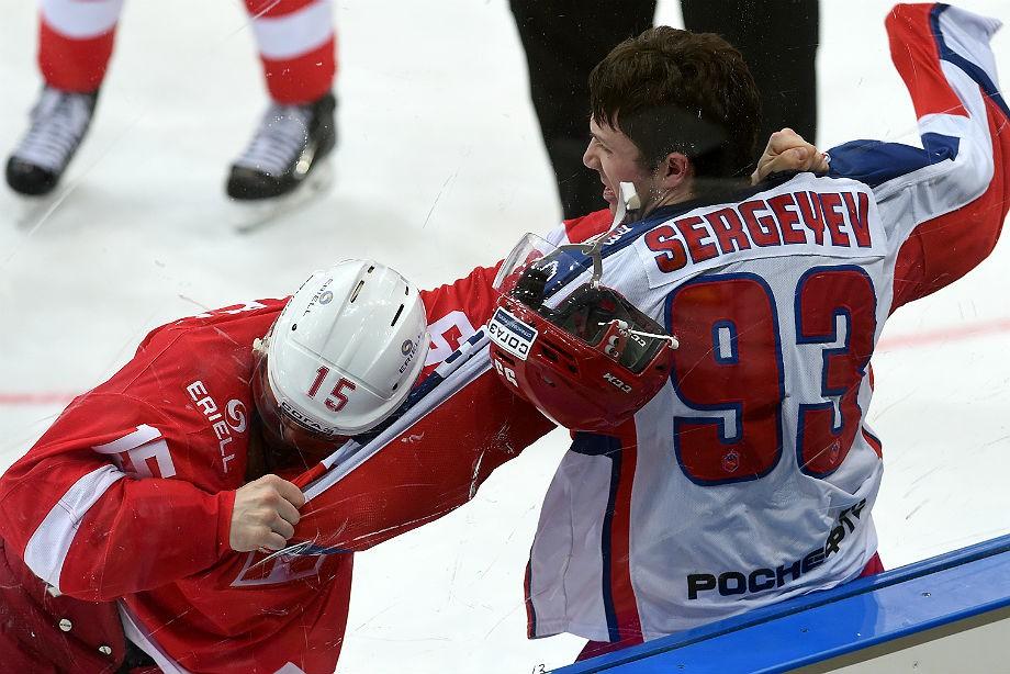 6:1 в матче ЦСКА – «Спартак» не будет. Прогнозы на игровой день КХЛ