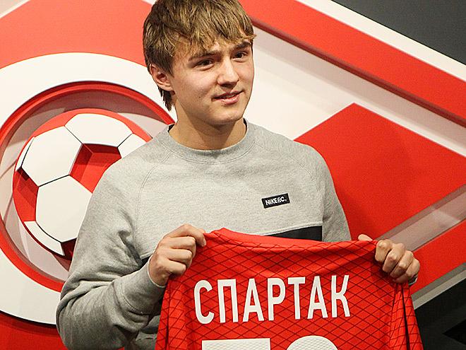 Как открывали официальный фан-шоп «Спартака»