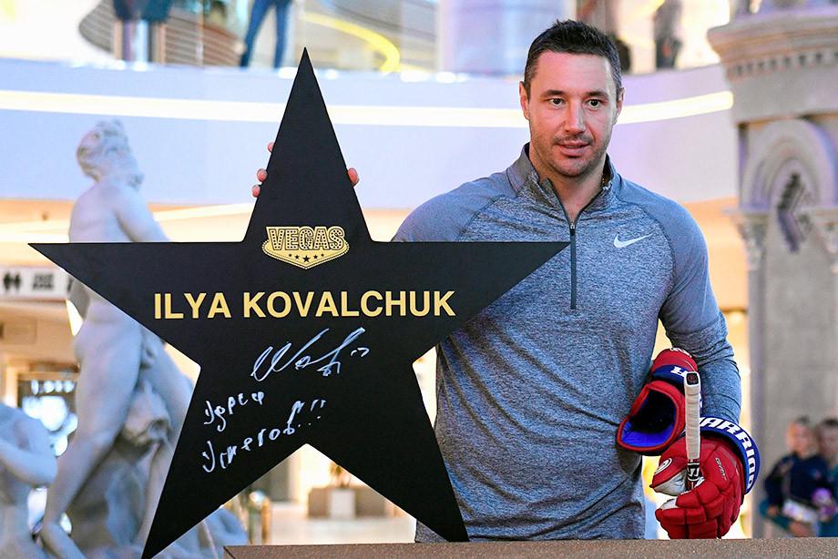 Ковальчук и Копитар – убойная связка. С кем будут играть наши звёзды в НХЛ