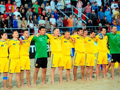 Итоги третьего дня Euro Beach Soccer League Kiev