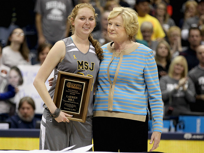Трагическая история баскетболистки Лорен Хилл