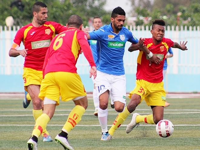 Три вывода из ситуации в чемпионате Алжира