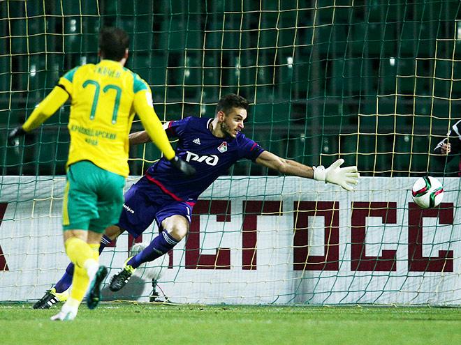 «Кубань» — «Локомотив» — 6:2