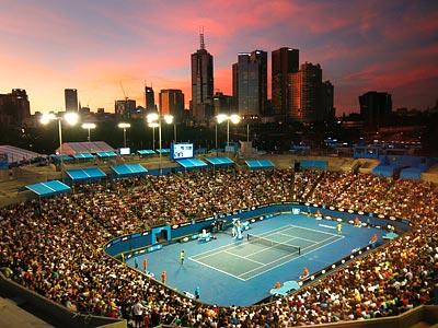 Календарь теннисных турниров в январе 2014 года