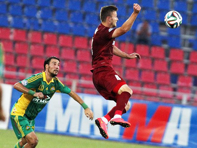 «Мордовия» — «Кубань». Обзор матча — 0:0