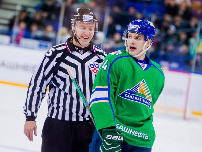 Почему судейство КХЛ может помешать сборной России?