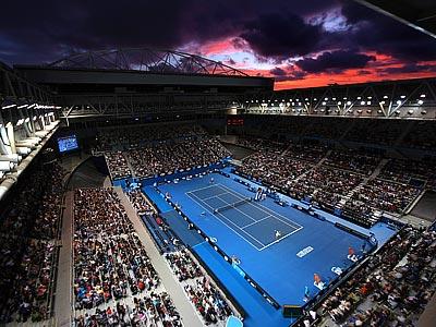 Расписание 8-го игрового дня Australian Open-2013