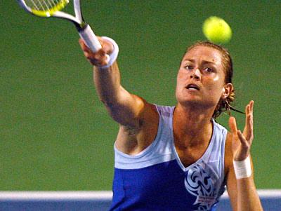 Бовина: безумно люблю теннис и весь этот мир