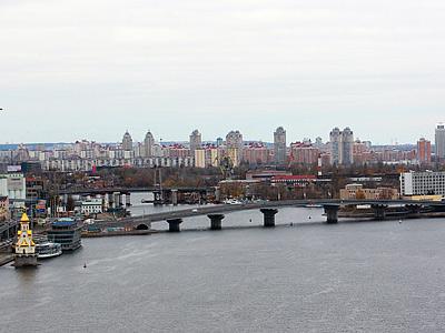 Представляем Киев, в котором пройдут пять матчей Евро-2012