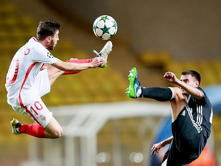 «Монако» — ЦСКА — 3:0