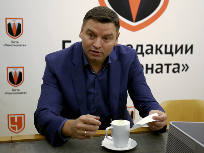 Роман Орещук : «Динамо» платит Денисову не больше, чем «Локомотив»