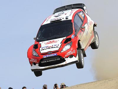 """WRC-2011: частники """"Ситроена"""", """"МИНИ"""" и Новиков"""