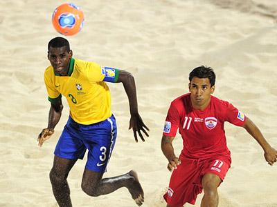 Пляжный футбол. ЧМ-2013. Бразилия – Таити