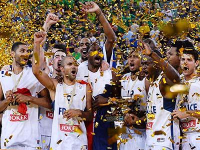 Евробаскет-2013: Франция – чемпион континента!
