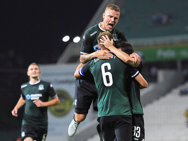 Игроки ФК «Краснодар»