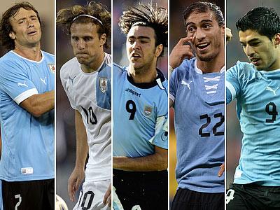 Топ-5 самых дорогих уругвайских футболистов