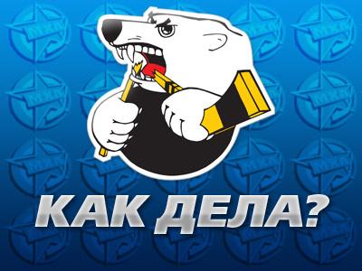"""""""Белые Медведи"""" в плей-офф впервые в своей истории не попали"""
