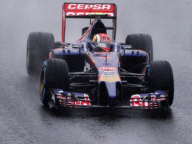 Даниил Квят и «Маруся» на Гран-при Японии