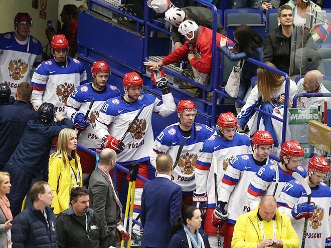 97 игроков КХЛ сыграли на ЧМ-2015