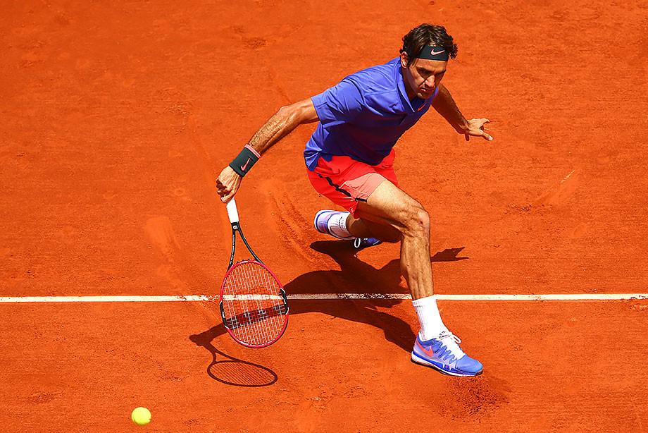 Роджер Федерер впервые с 2015 года сыграет на «Ролан Гаррос»