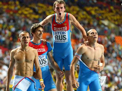 Сборная России — бронзовый призёр ЧМ