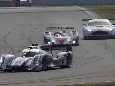 Итоги сезона-2013 FIA WEC
